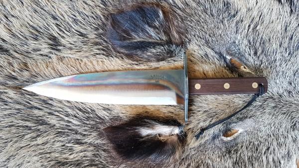 Svörd Abfangmesser Ned Kelly Toothpick, Klingenlänge 285 mm