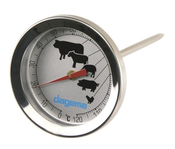 Kerntemperatur-Stichthermometer, 0°C bis 120 °C