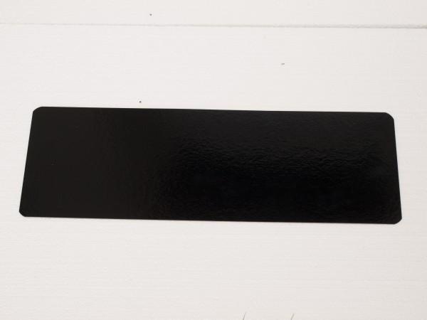 Einlegeboden / Lachsbretter für Vakuumbeutel, gold/schwarz 185 x 550 mm, SPARTSET