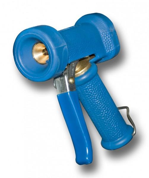 DINGA Wasser-Reinigungspistole mit Wassersparventil un d starker Gummiummantelung